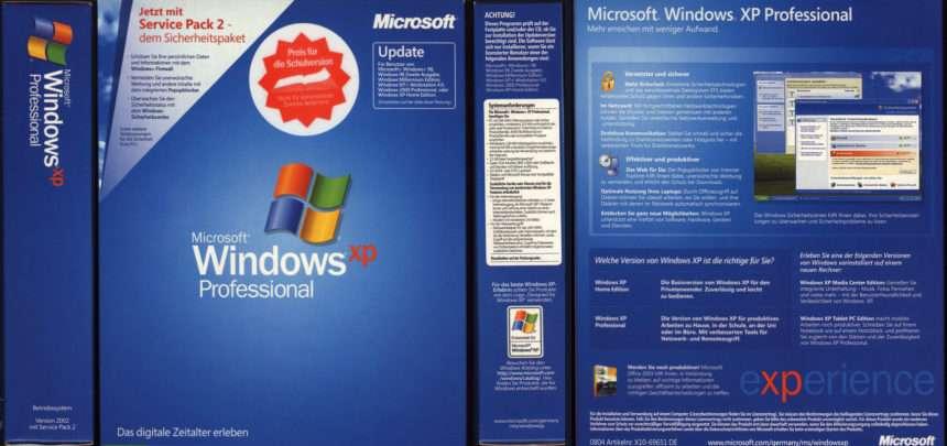 В чем разница между Лицензионным Windows XP и сборкой?