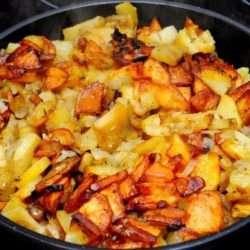 Личный опыт поедания картошки