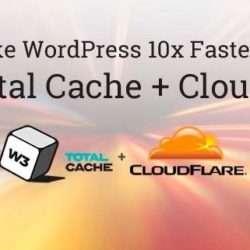 Настройка W3 Total Cache Settings и Cloudflare на максимальную работу